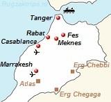 Rondreizen in Marokko