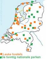 Hostels in Nederland