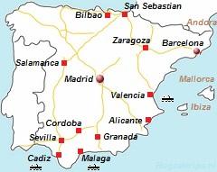 Reizen Met De Trein In Spanje Met De Renfe Of Regionale Treinen