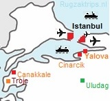 plattegrond van Marmara