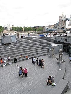 Cityhal met amfitheater