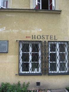 hostel warschau