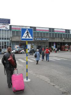 busstation warschau