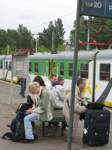 station warschau