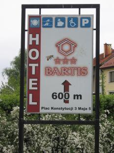 Hotel in Noord Polen