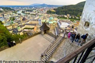 Salzburg centrum
