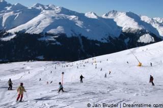 Davos wintersport