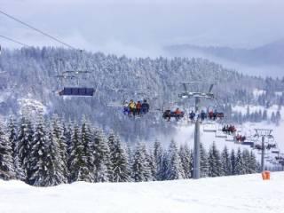 wintersport in Slowakije
