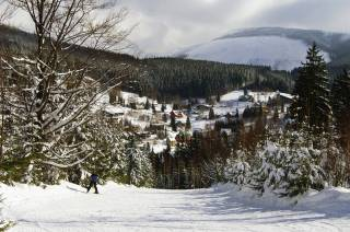 Wintersport in Tsjechie